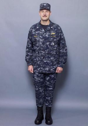 Naval Work Uniform survivability? info