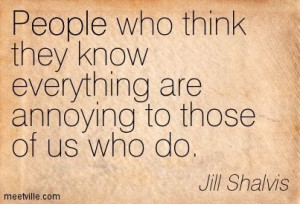 Jill Shalvis Get a Clue quote