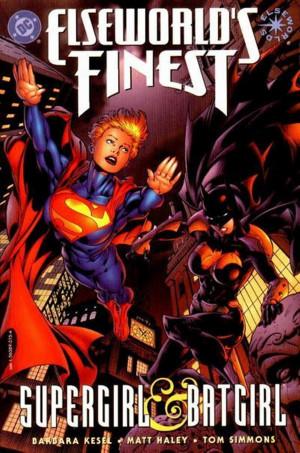 Supergirl & Batgirl: Las Mejores del Mundo