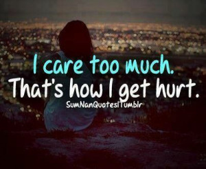 Becoming Cold Hearted Quotes Thinking about becoming a cold hearted ...