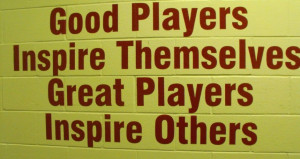 inspirational quotes about football players to be a better football