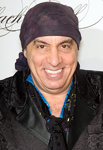 Another option is the bandana like Steve Van Zandt.