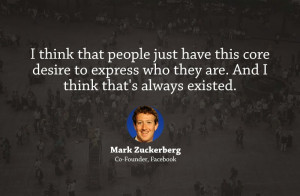 Here we are presenting some great Mark Zuckerberg Quotes: