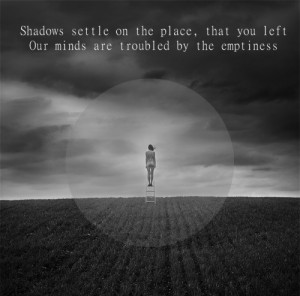 Dark Quotes About Loneliness Loneliness#black and white