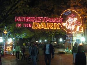 Hersheypark The Dark
