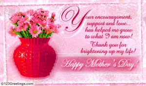 Happy Mothers Day Quotes, Poems and Wallpapers
