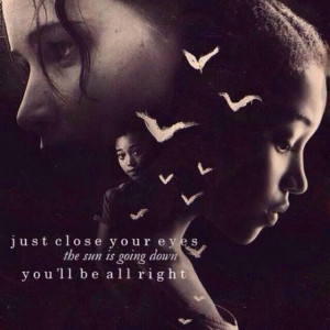 Hunger Games Katniss Rue