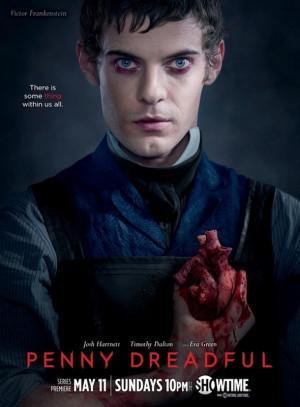 El Doctor Frankenstein entra en escena en el nuevo póster de 'Penny ...