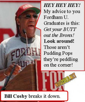 Bill Cosby Himself Quotes Bill cosby is lunchin'