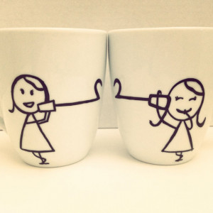 ... here: Home › Quotes › Best friend long distance mug. Perfect gift