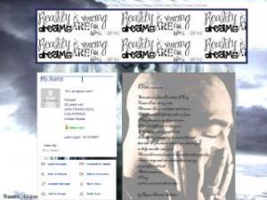 Tupac Quotes Xray White