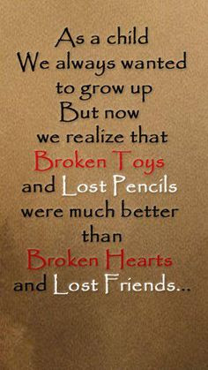 quotes childhood memories childhood friendship quotes english quotes ...