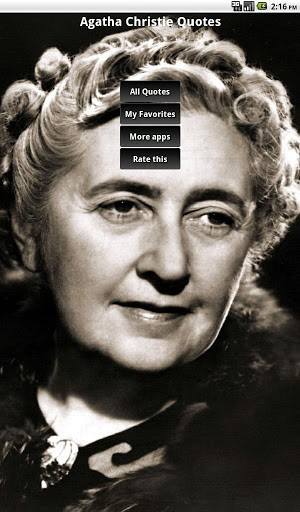 these are the best agatha christie quotes for you yes its specially ...