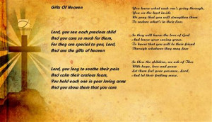 Meaning Christian Parents Day Poems For Kids