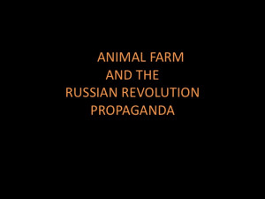 Animal Farm Propaganda Quotes
