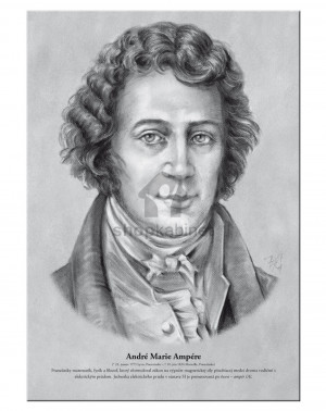 Related Pictures 1775 andre marie ampere scientist