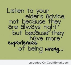 Advice Quotes and Sayings