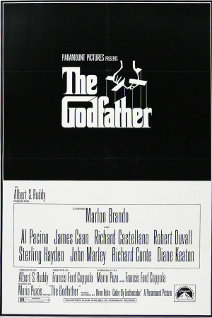 The Godfather Movie Poster Thumbnail