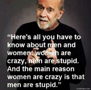Men Are Stupid Quotes