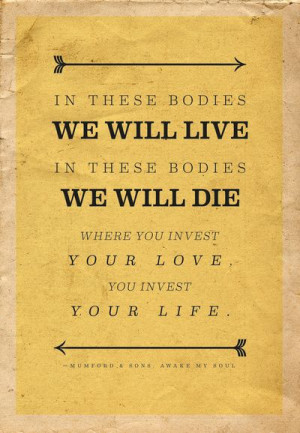 ... Your Life: Quote About Invest Love Invest Life ~ Daily Inspiration