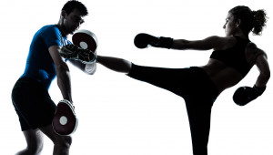 cardio kickboxing sign up today a combination of aerobics boxing and ...