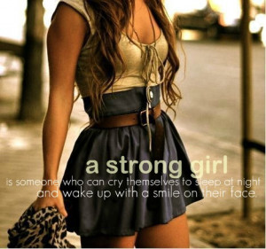strong women quotes caption some girls need men to take