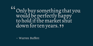 Quotes About Investing