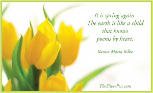 Welcome Spring Quotes Spring has sprung!