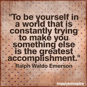 Quote of the Day: The Greatest Accomplishment
