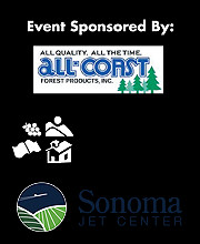 Event Sponsors All Coast Forest Products Sonoma County Office of