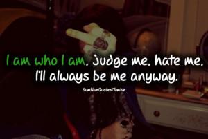 attitude, girl, love, quote, sumnanquotes