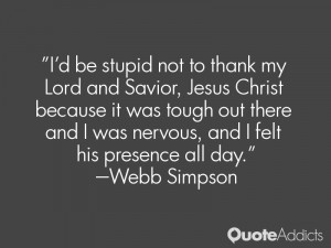 Webb Simpson