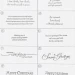 card sayings the magic of the holidays christmas card sayings for ...