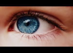 Eyes blue eye