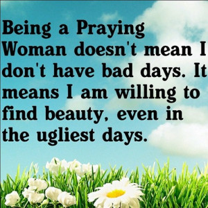 Positive Christian Quotes For Women Christian women words