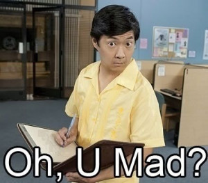 Oh, You Mad? - Image