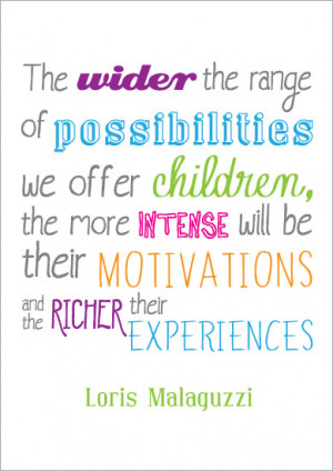 Loris Malaguzzi Quotes