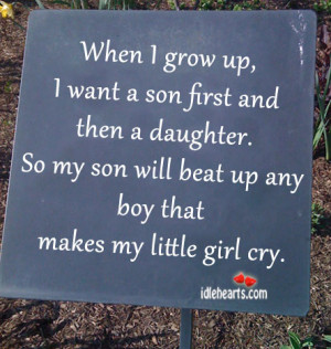 Sayings About Little Boys Growing Up When i grow up,