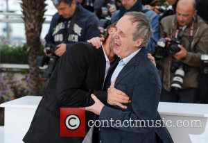 Dario Argento Thomas Kretschmann Cannes Film Festival