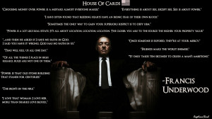 Kevin Spacey House Of Cards Quotes House of cards · kevin spacey