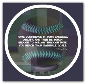 Baseball Motivational Quote #011