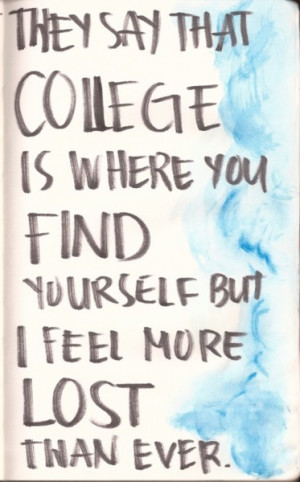 College Quote Graphics