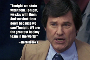 Herb Brooks Quotes