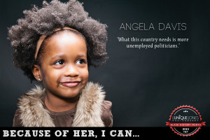Angela Davis -