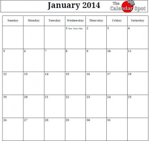 Related Pictures 2014 monthly calendar printable template pdf file