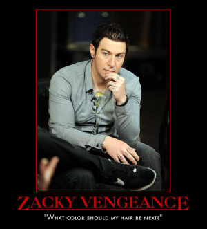 Zacky Vengeance Motivation II by PandoraVengeance