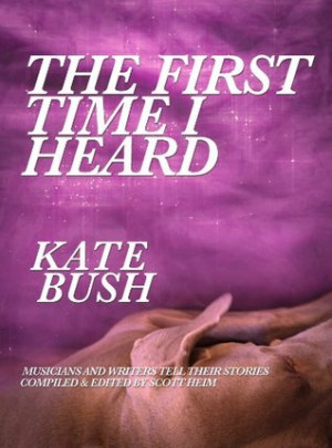 """... by marking """"The First Time I Heard Kate Bush"""" as Want to Read"""