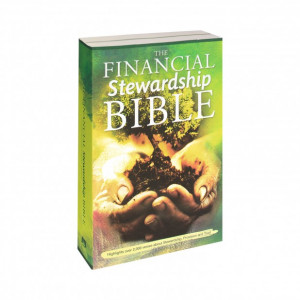 CEV Financial Stewardship Paperback Bible
