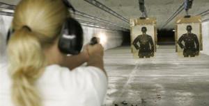 Girls With Guns - Ashley Herzog - Page full
