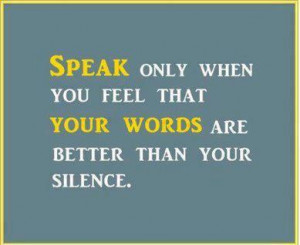 inspirational quotes silence and smile are two powerful inspirational ...